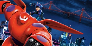 Big Hero Six and Hiro :)