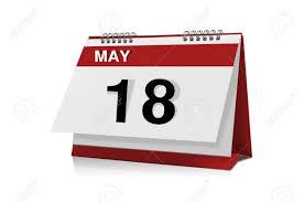 may 18